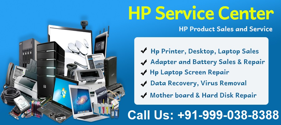 I FIX HP in New Delhi