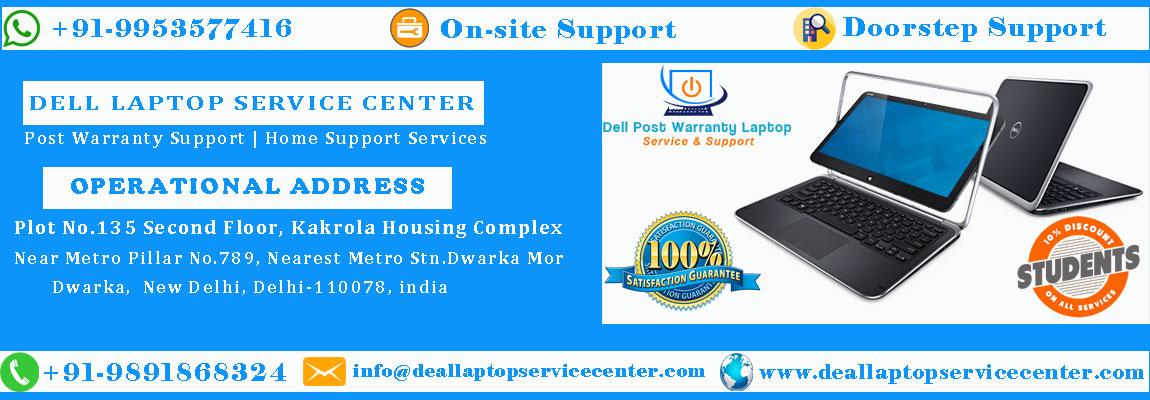Dell Laptop Service Center in Uttam Nagar