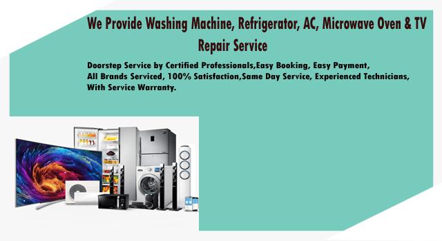 Whirlpool Washing Machine Service Center Nellore