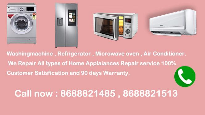 home appliances repairs