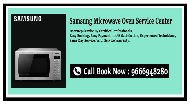 Samsung Microwave Oven Service Center in Chittoor