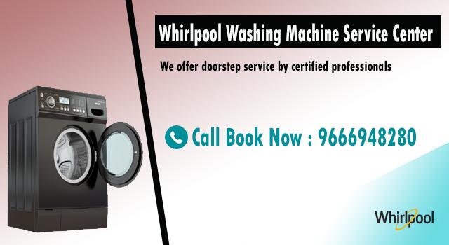 Whirlpool Washing Machine Service Center in Mumbai
