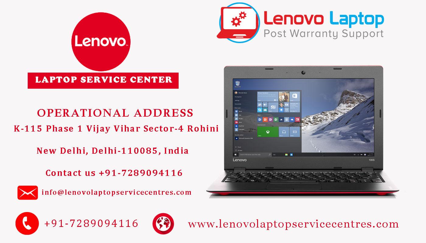 Lenovo Laptop Service Center Rohini