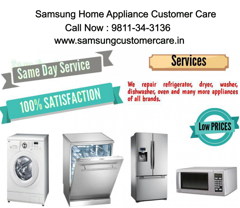 Samsung Refrigerator Customer Care in Delhi