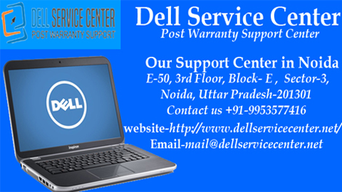 Dell Service Center in Noida