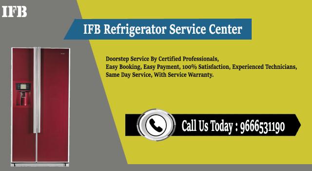 IFB Refrigerator Service Center in Kadapa
