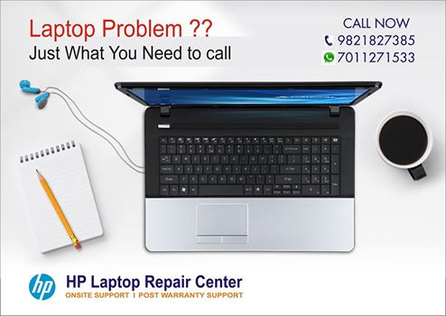 HP Laptop Service Center Naraina Industrial Delhi