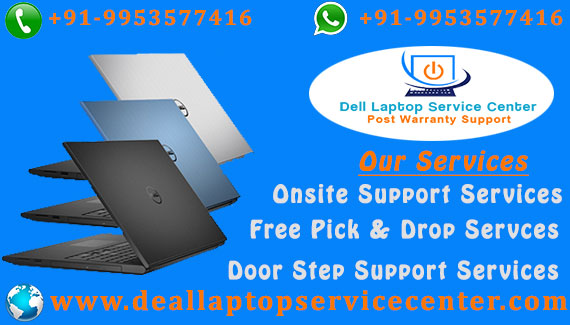 Dell Laptop Repair Center in Connaught Place