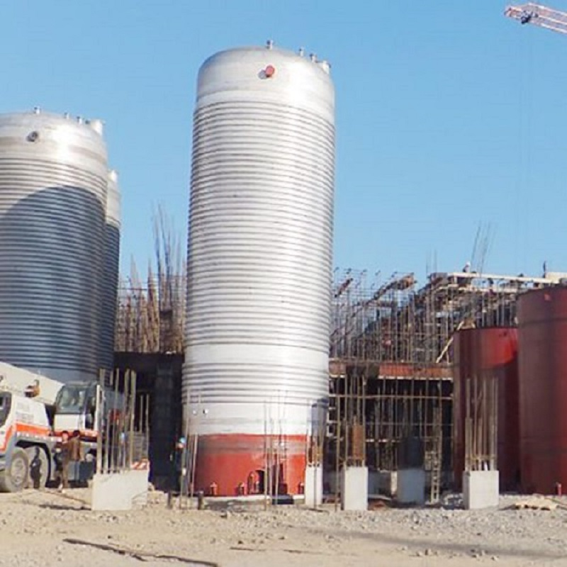 DFC Tank Pressure Vessel Manufacturer Co Ltd in Delhi