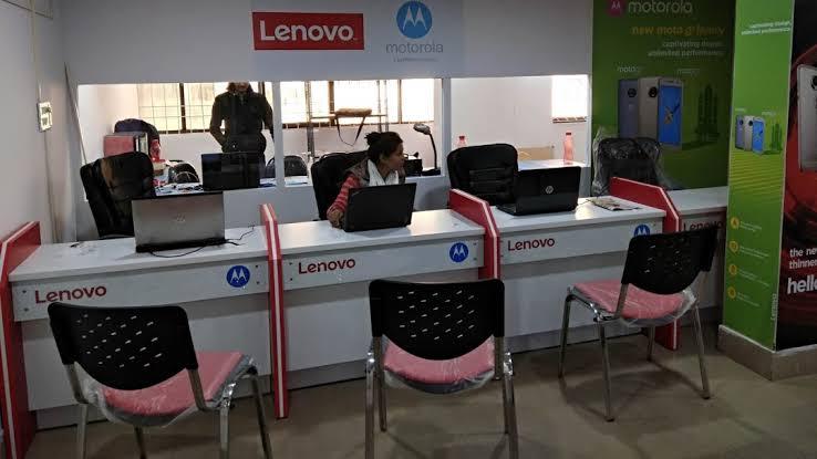 Moto Lenovo service center in palani in Dindigul