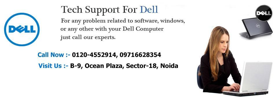 Dell Servcie center In Noida sector 18