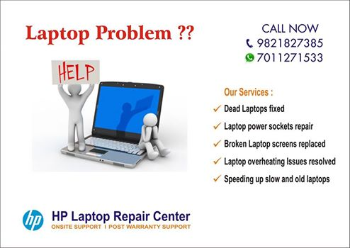 HP Laptop Service Center Dwarka Sector 7