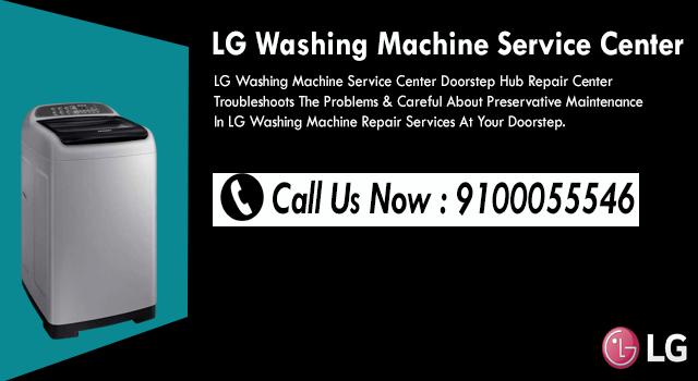 LG Washing Machine Service Center in Mumbai