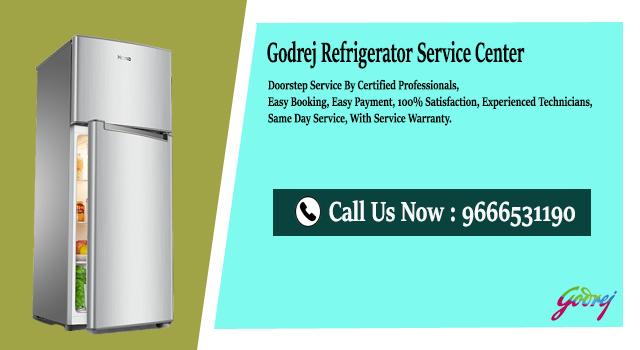 Godrej Refrigerator Service Center in Tirupati