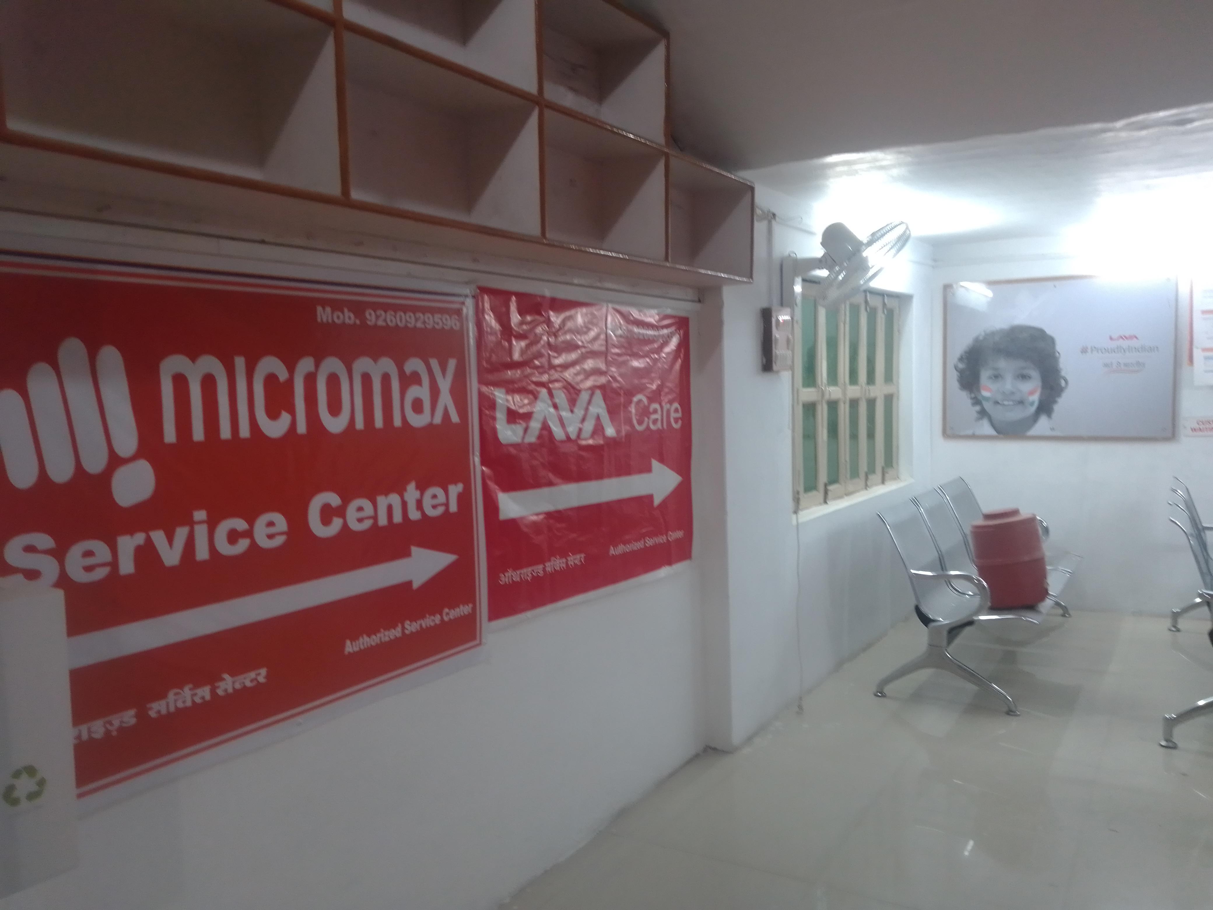 Micromax Service Center Mau