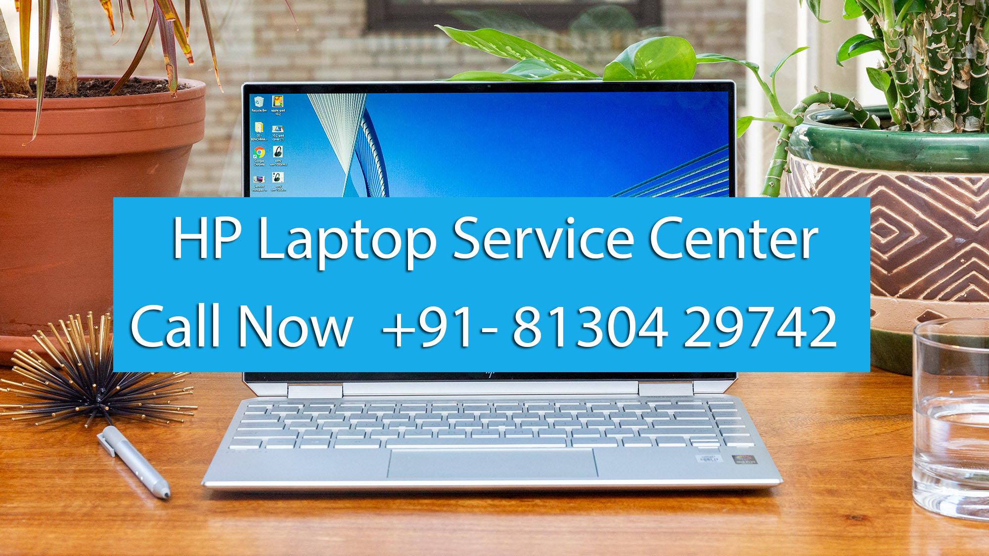 Hp service center in Gomti Nagar