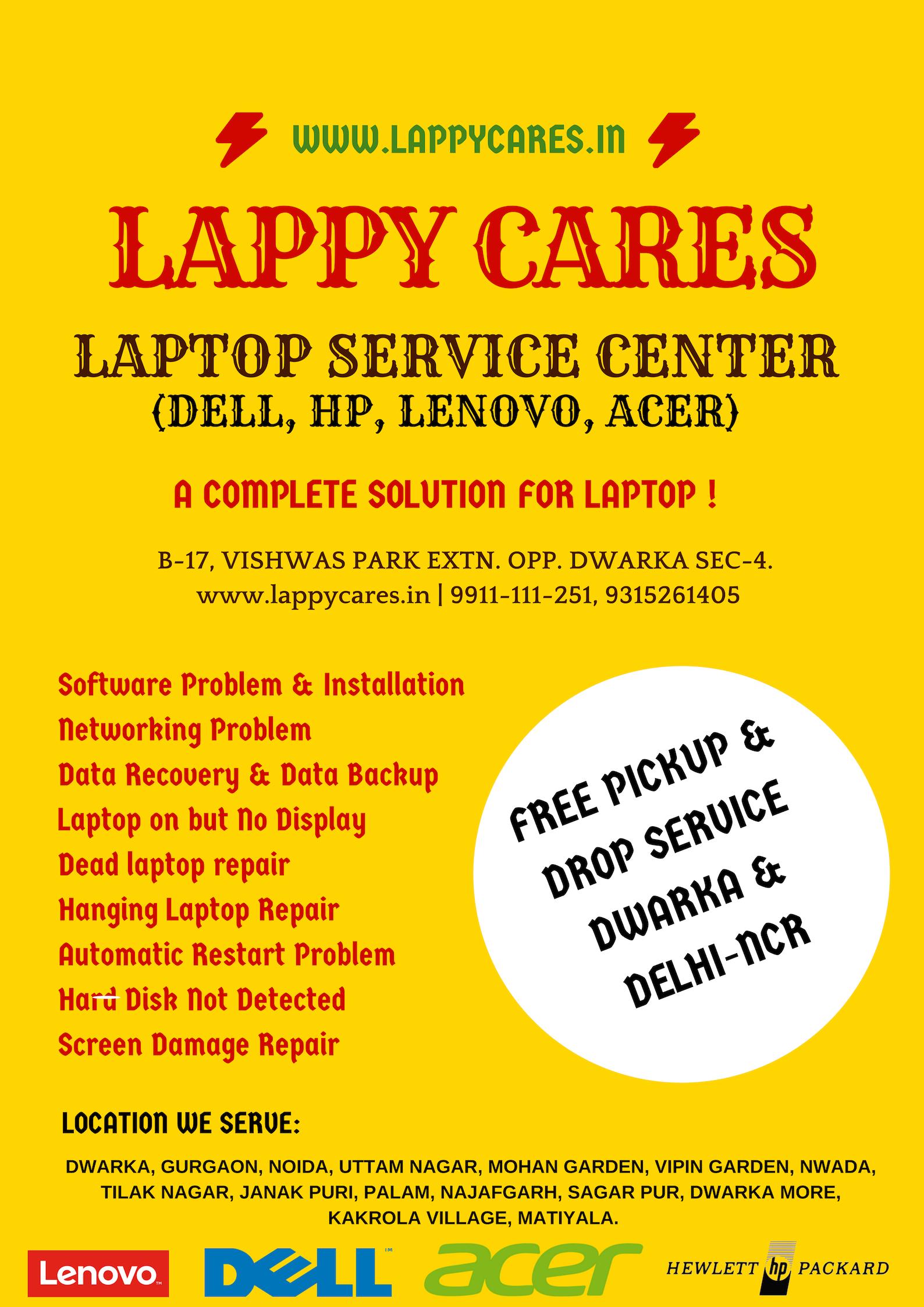 Asus Laptop Service center in Dwarka 9953091251