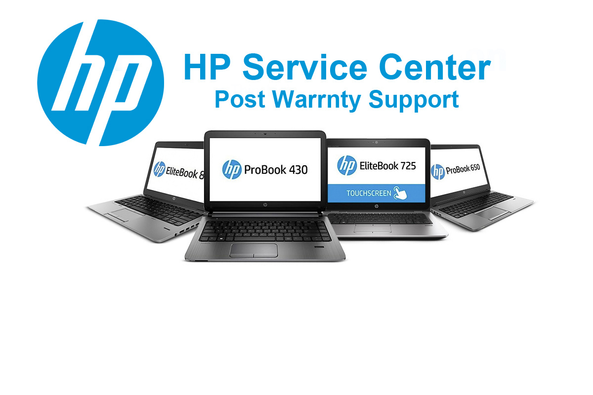 hp Laptop service center in gurgaon