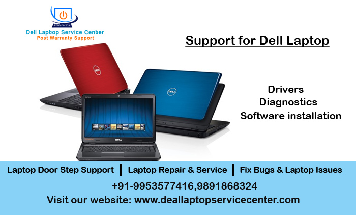 Dell service center in Punjabi Bagh
