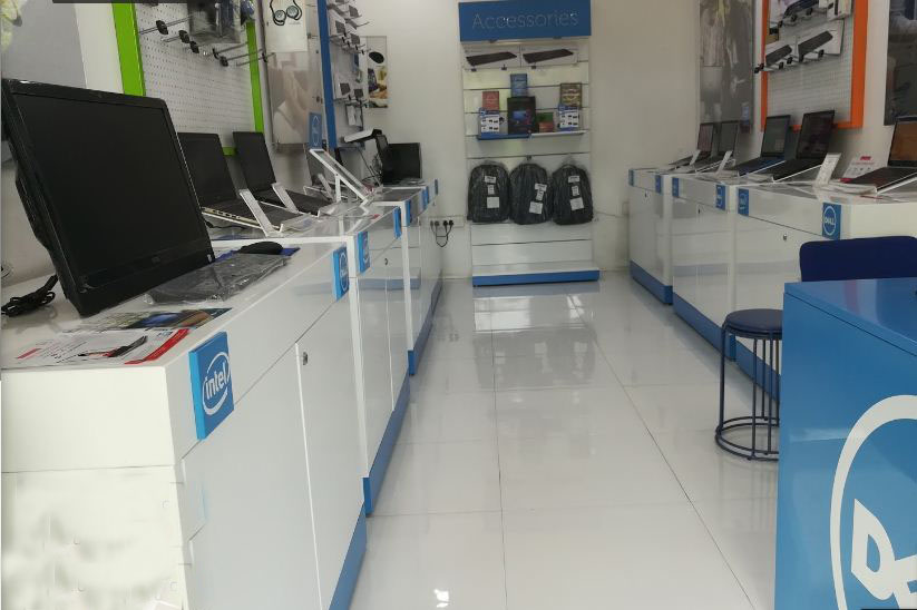 Dell service center in Janakpuri in Delhi