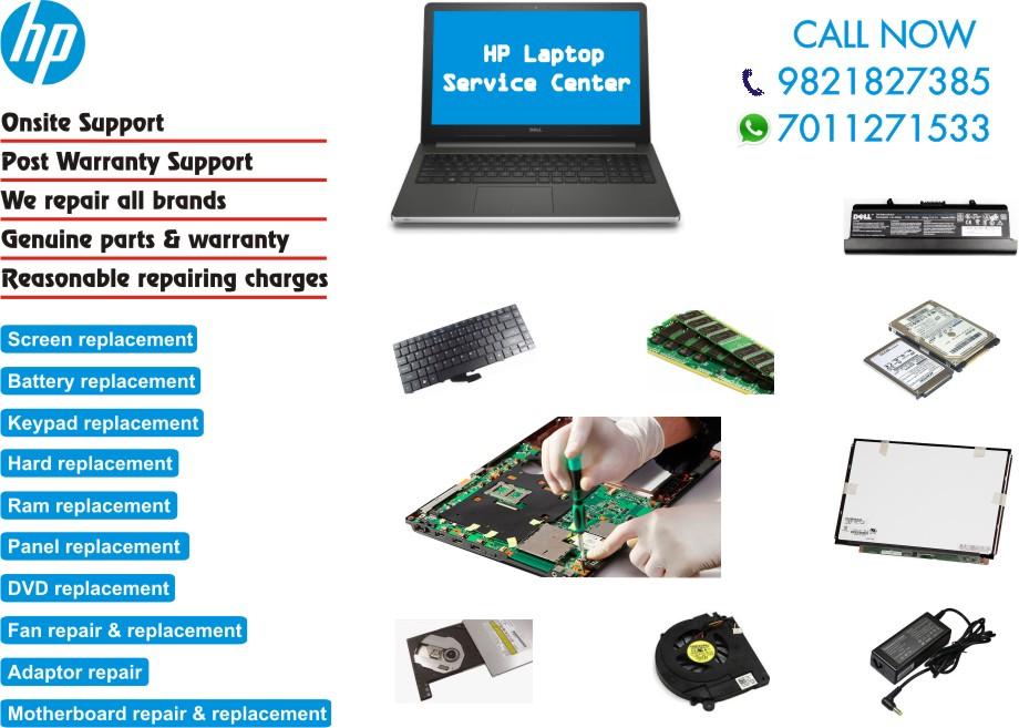 HP Laptop Service Center Dwarka Sector 12
