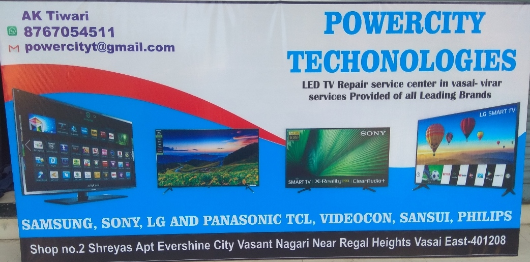 Power city Technologies in Vasai-Virar