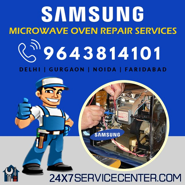 Samsung Microwave Service Center in Gurgaon Gurugram
