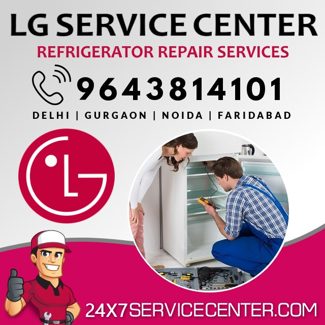 LG Refrigerator Service Center in New Delhi