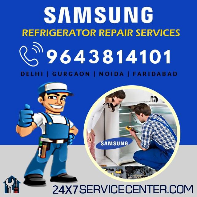 Samsung Refrigerator Service Center in Gurgaon Gurugram