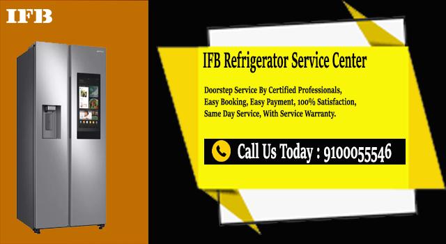IFB Refrigerator Service Center in Chittoor
