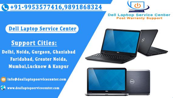 Dell Onsite Laptop Repair Center in Noida