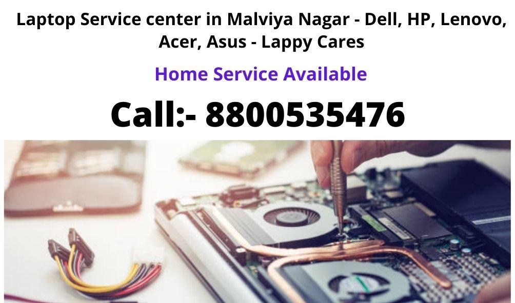 Laptop Service center in Malviya Nagar Dell HP in New Delhi
