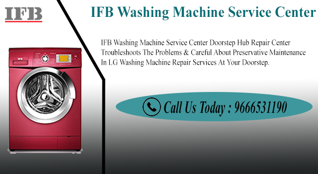 IFB Washing Machine Service Center in Mumbai