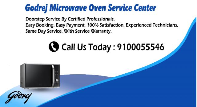 Godrej Microwave Oven Service Center in Tirupati
