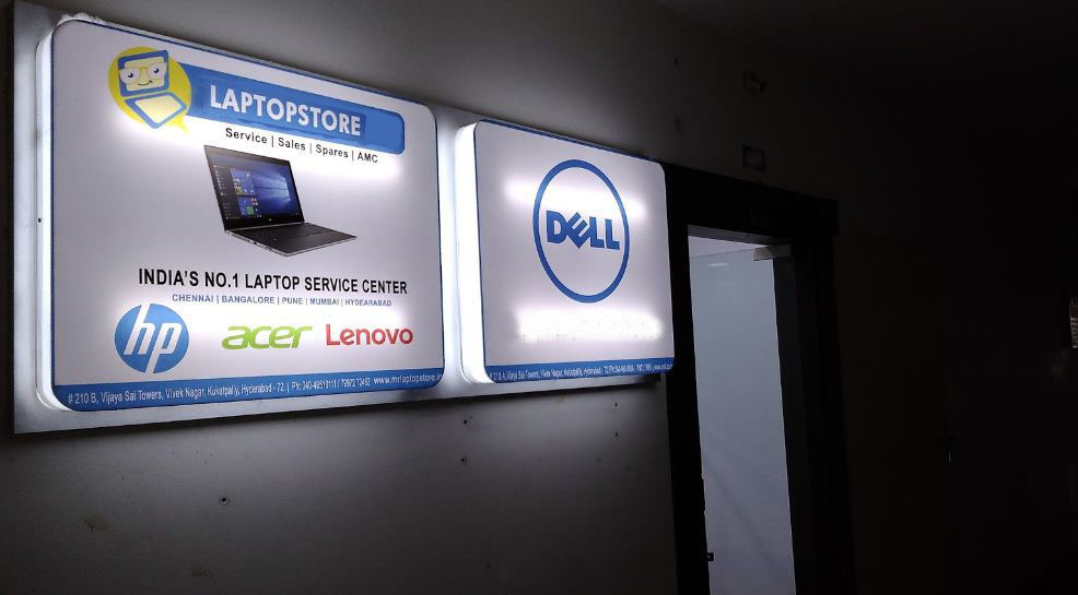 Dell Laptop Repairs in Mumbai