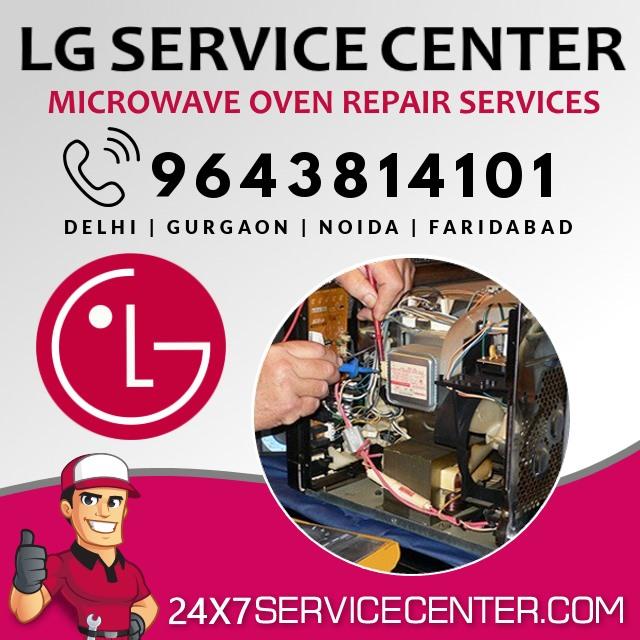 LG Microwave Oven Service Center in New Delhi