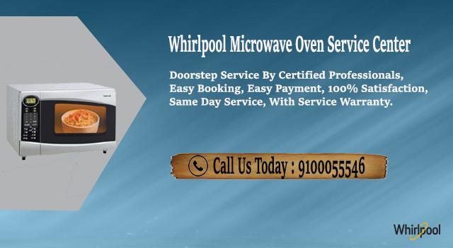 Whirlpool Microwave Oven Service Center in Tirupat