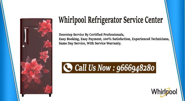 Whirlpool Refrigerator Service Center in Tirupati