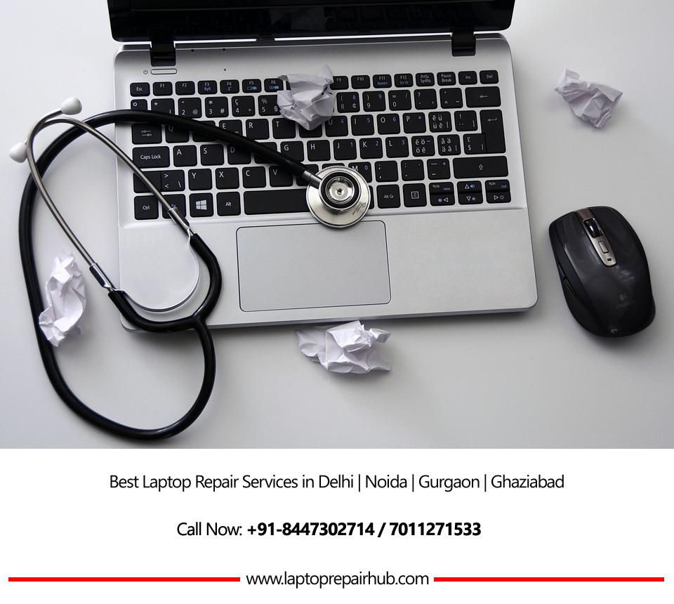 HP Laptop Service Center Dwarka Sector 14