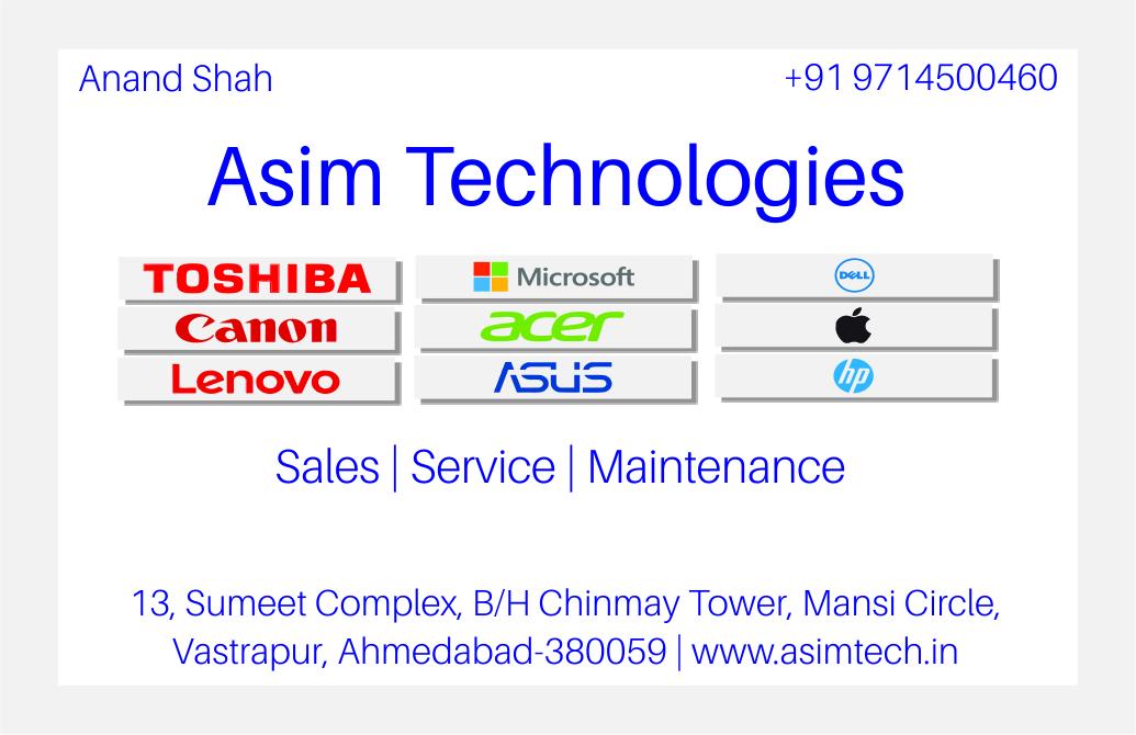 Asim Technologies