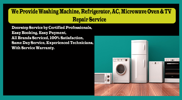 LG Washing Machine Service Center Bangalore