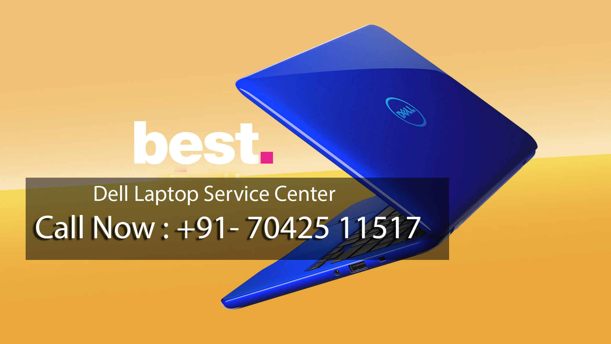 Dell Service Center in Preet Vihar