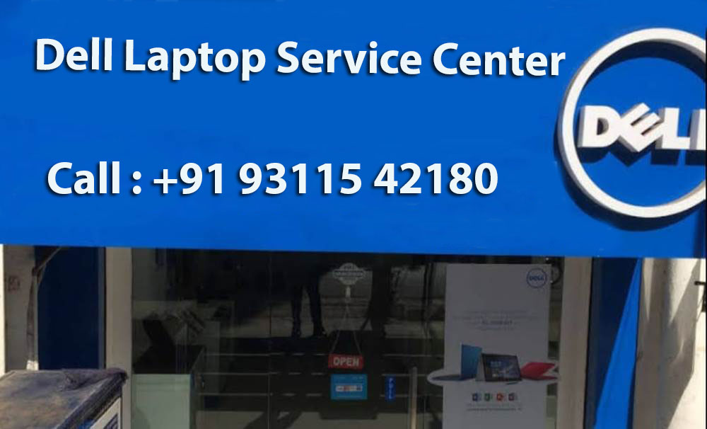 Dell Service Center in Paschim Vihar