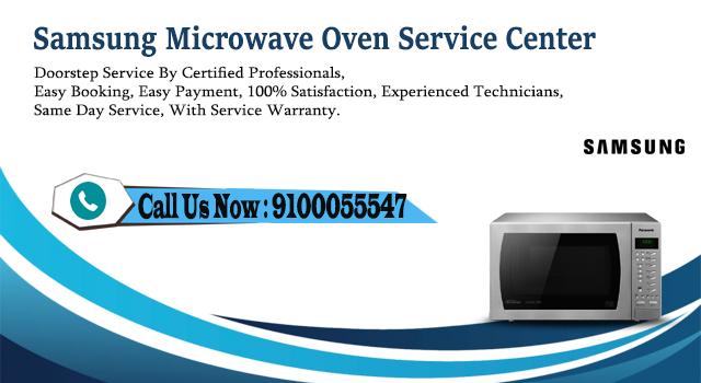 Samsung Microwave Oven Service Center in Tirupati