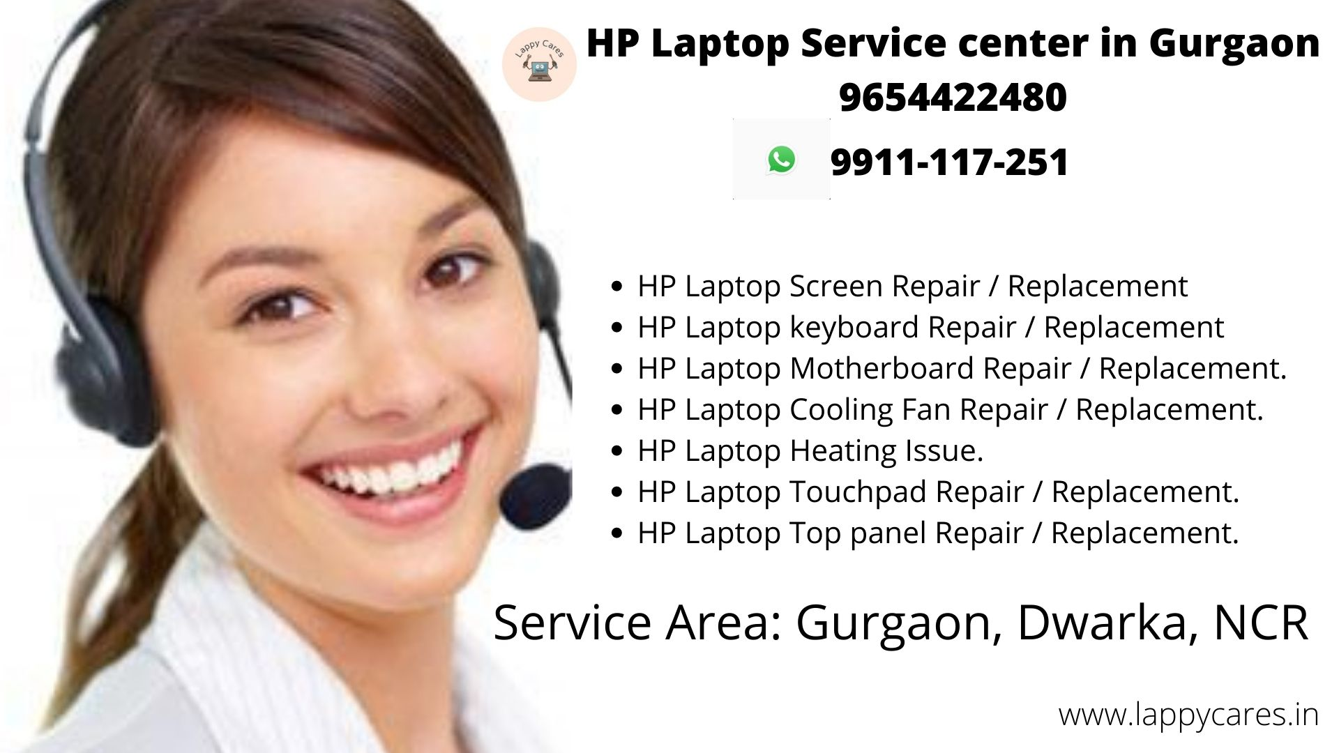 HP LAPTOP SERVICE CENTER GURGAON 9654422480