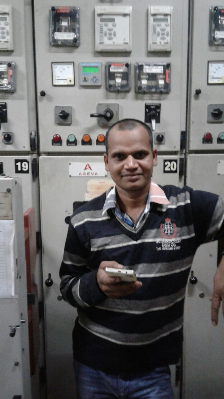 Sunil Kumar Electrical Mechanic