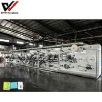 DNW Diaper Production Line Manufacturer Co Ltd in Delhi