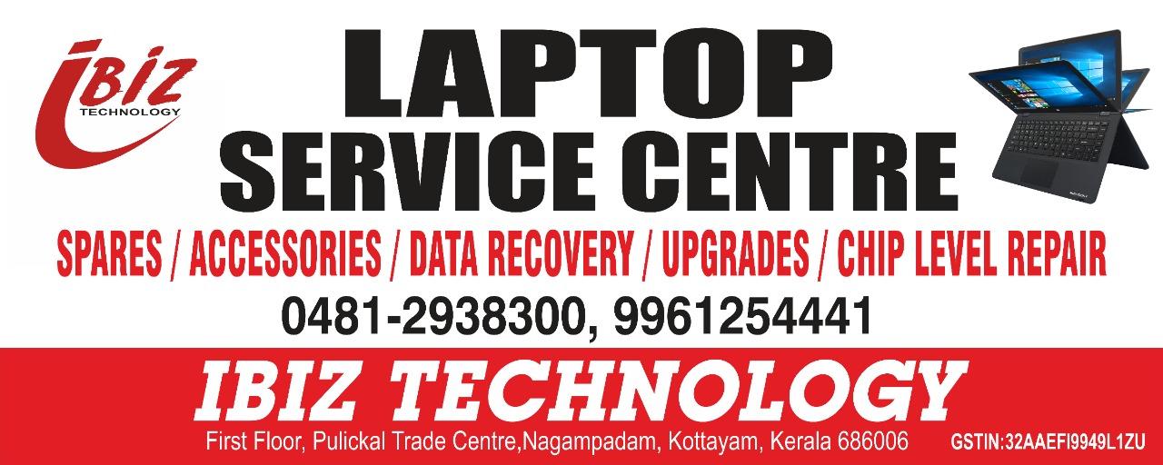 Computer Laptop Service in Kottayam IBIZ KTM