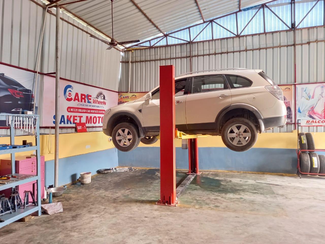 Care Wheels Saket Motors