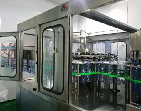 Maticline Filling Bottling Line Manufacturer Co